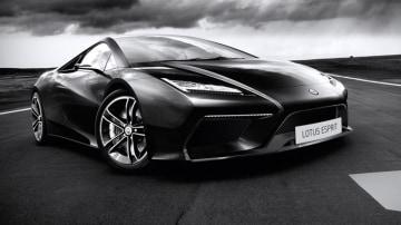 Lotus Reveals New Esprit, Elan, Elise, Elite, Eterne Sedan And City Car Concept At Paris