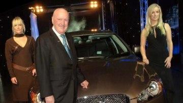 Geoff Polites Australian boss of Jaguar Land Rover dies aged 60