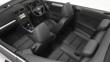 Volkswagen Golf Cabrio.