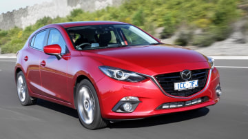 The Mazda3's fuel use doesn't differ too much between city and highway driving.