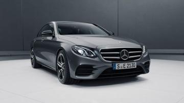 Mercedes-Benz offers new E-Class Night Edition
