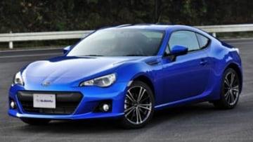 New car review: Subaru BRZ