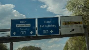 The VF Ute in Germany.