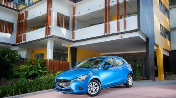 2017 Mazda2 Maxx.