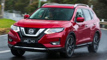 A new X-Trail should help revive Nissan's sales.
