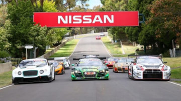 Bentley, Audi and Nissan are among the op contenders for Sunday's Bathurst 12 hour race.