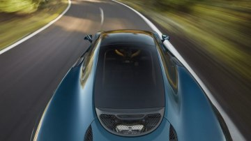 McLaren has revealed more details of its upcoming three-seat BP23 limited edition hypercar