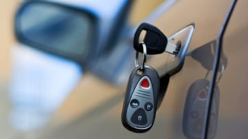 The price of a car is not necessarily a reflection of the price of a new key.