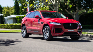 2020 Jaguar F-Pace review: 25t R-Sport AWD