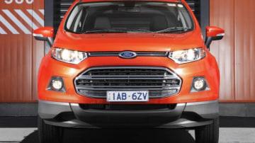 Ford EcoSport.