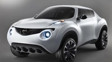 Nissan Qazana Concept Unveiled At Geneva Motor Show