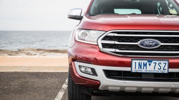2019 Ford Everest gets AEB standard across the range