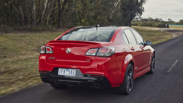2016 Holden VFII Commodore SS-V gets new-look tail lamps