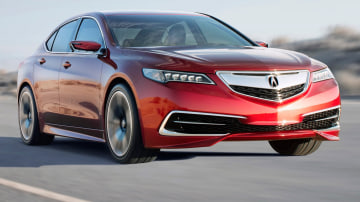 Acura TLX Revealed: Is This The New Honda Accord Euro?