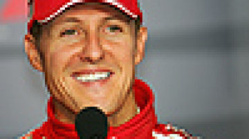 Tears flow as Schumacher farewells Monza