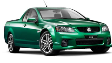 Holden SV6 Ute VE Series II