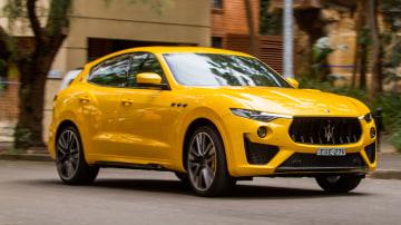 2020 Maserati Levante Trofeo Launch Edition review
