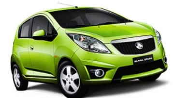 Holden goes micro with Barina Spark