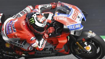 Jorge Lorenzo wins Austrian MotoGP.