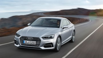 2017 Audi A5 Makes International Debut - New Chassis, New Engines, New Tech For Classy Coupe