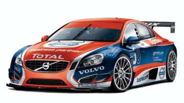 Volvo S60 Set To Race In Belgian Touring Car Series