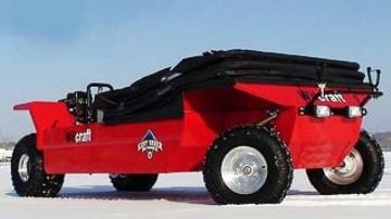 Ice fishing? Snow worries
