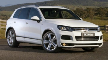 2013 Volkswagen Touareg V8 TDI R-Line Review