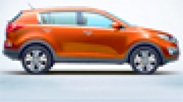 Kia's sporting chance for more sales