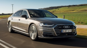 Audi A8 2018 first drive review