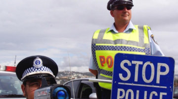 Traps await interstate drivers