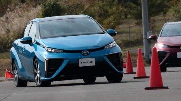 Toyota Mirai first drive review