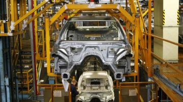 Prime Minister refuses to pledge extra funding to local automotive industry.