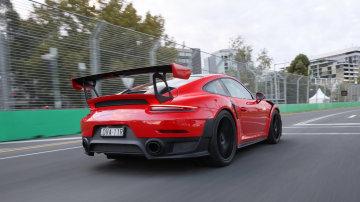 2018 Porsche 911 GT2 RS.