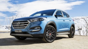 Hyundai's high-performance division is planning a sportier version of the Tucson SUV