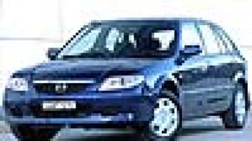 Mazda 323/Ford Laser