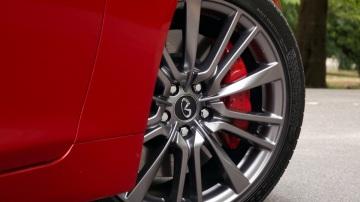 2018 Infiniti Q50 Red Sport