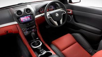 Holden Calais VE Series II
