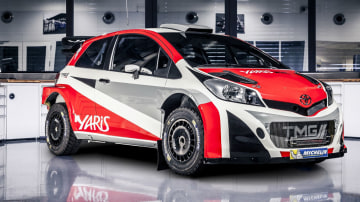 Toyota Returning To World Rally Championship In 2017
