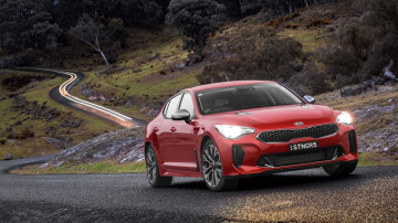 2018 Kia Stinger First Drive Review | A Bold First Attempt From Kia For A Familiar Formula To Aussie Buyers