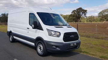 2018 Ford Transit LWB 350L review