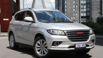 The Haval H2 Premium is the cheapest model offered by the fledgling brand.