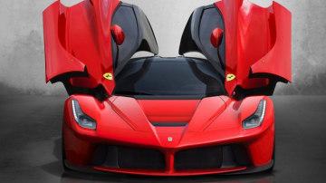 LaFerrari, Ferrari's fastest road car has been unveiled at the 2013 Geneva motor show.