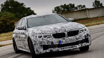 2018 BMW M5 details revealed