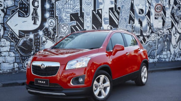Holden Trax LTZ 1.4 new car review