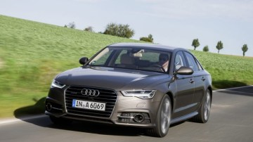 Audi A6 first drive review