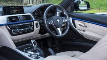 BMW 330i.