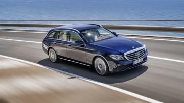 2016 Mercedes-Benz E-Class Estate.