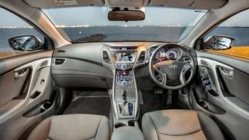 Hyundai Elantra Series II Elite.