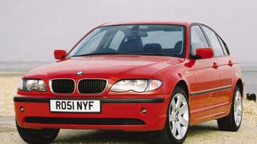 2002 BMW 3-Series.