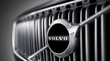 Volvo badge